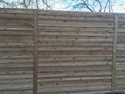 8 u2032 horizontal fence installed in denver co andrew thomas