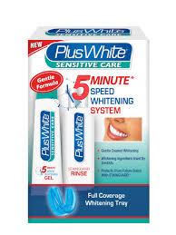 amazon com plus white 5 minute premier teeth whitening system