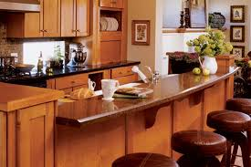 plain small kitchen design with island spacesaving inspiration