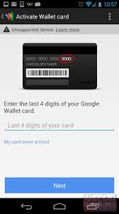 introducing the physical google wallet card coming soon to