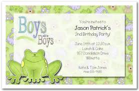 green frog party invitations frog birthday invitations