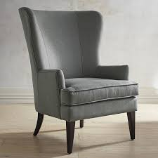 asher sky gray armchair pier 1 imports