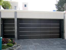 Modern House Garage Modern Garage Doors Modern Garage Doors And Openers Mid Century