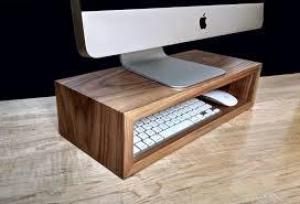 Plastic Office Desk Decoration Gold Desk Organizer Set Tabletop Organizer With