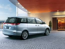 toyota previa toyota previa 2 4 gl launching soon in malaysia at rm258k