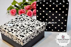 large square gift box with lid 14x14x7 5cm as low as rm1 70