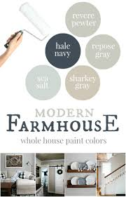 Whole House Color Scheme by Best 25 Best Paint Colors Ideas On Pinterest Interior Painting