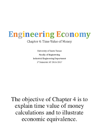 chapter 4 time value of money compound interest interest