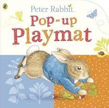 peter rabbit pop playmat beatrix potter 9780241248324