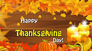 happy thanksgiving day wishes greeting card