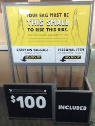 Checked Bag Fee United How To Avoid Baggage Fees Flying Spirit Airlines The Wanderlust Yogi