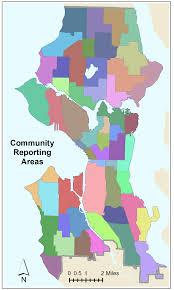 Mexico City Neighborhood Map by Decennial Census Opcd Seattle Gov