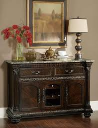 Dining Room Dresser Russian Hill Dining Table By Homelegance