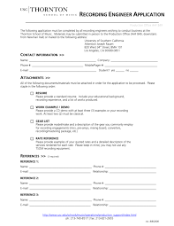 Standard Resume Format Sample by Best Template Sample For Sound Recording Engineer Cv Application