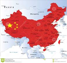 China Blank Map by Political Map Of China Royalty Free Stock Images Image 21744219