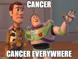 Meme Cancer - x x everywhere meme imgflip