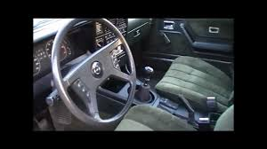 opel senator b interior opel senator 3 0e acceleration sound youtube