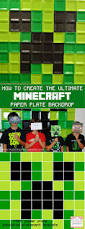 top 25 best minecraft party decorations ideas on pinterest