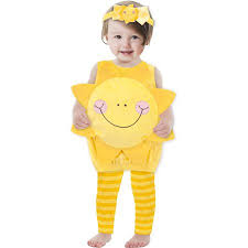Infant Halloween Costume Sunshine Infant Halloween Costume Walmart