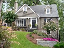 Ideas For Curb Appeal - exterior home decor ideas hgtv