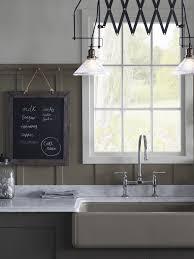 farmhouse faucet kitchen farmhouse neutrals kitchen kohler ideas