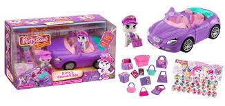 kitty club shopping convertible whatnot toys