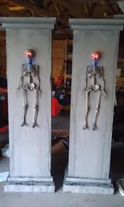halloween entrance decorations 109 best cemetery props u0026 sets images on pinterest halloween
