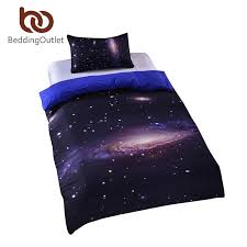 Galaxy Bed Set Wholesale 2016 New Galaxy Bed Set Earth Moon Print Gorgeous Unique