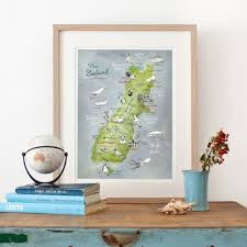 Etsy Maps Featured Shop Theresa Grieben Etsy Journal