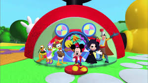 mickey mouse clubhouse halloween hotdog dance youtube