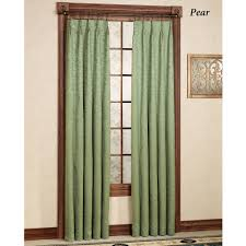 Pinch Pleated Drapes Traverse Rod Gabrielle Pinch Pleat Thermal Room Darkening Curtains
