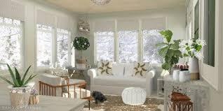 Sunroom Sofa A Four Season Sunroom