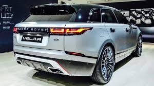 land rover rover 2018 range rover velar full review youtube