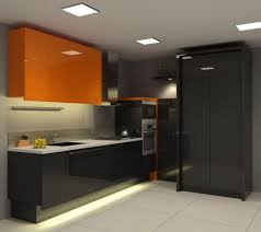 modern kitchen features small modern kitchen features floor to ceiling black pantry