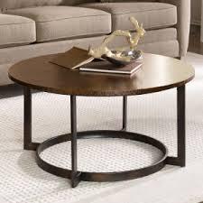 copper coffee tables hayneedle