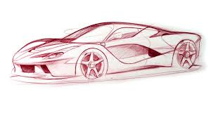 car design drawings developing awesome line quality