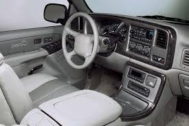 2002 Silverado Interior 2000 06 Gmc Yukon Denali Consumer Guide Auto