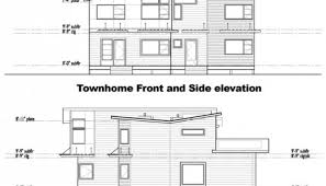 townhome plans floor plan functional bedrooms with house plans interior b c f e