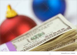 money and ornaments image