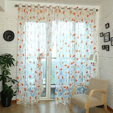 Burnt Orange Sheer Curtains Collection In Orange Sheer Curtains And Burnt Orange Sheer