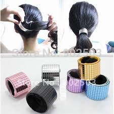 pop bands hair gorgeous color lattice hair band elastic hair accessories with pop