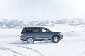 2016 toyota land cruiser first test review motor trend