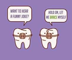 braces puns
