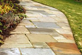 How To Build A Stone Patio by How To Build A Walkway Diy True Value Projects