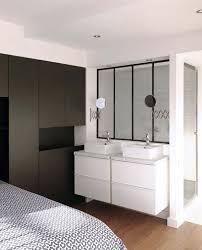salle de bain ouverte sur chambre 5 astuces pour transformer sa chambre à coucher en suite moderne