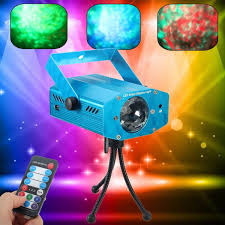 Christmas Led Light Projector by Mini Led Laser Projector Auto Sound Activated Dj Party Ktv Xmas