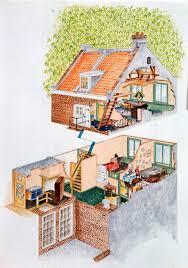 anne frank house floor plan inside the secret annex anne frank guide