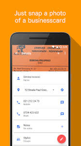 Best Business Card Reader App Business Card Reader Android Apps On Google Play