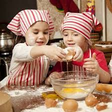 les enfants en cuisine sécurité en cuisine avec les enfants