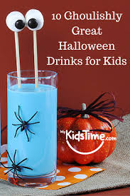 halloween drinks 10 ghoulishly great halloween drinks for kids